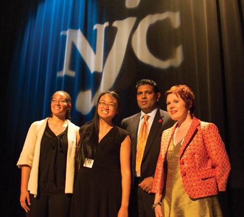 NJC Scholars 2012